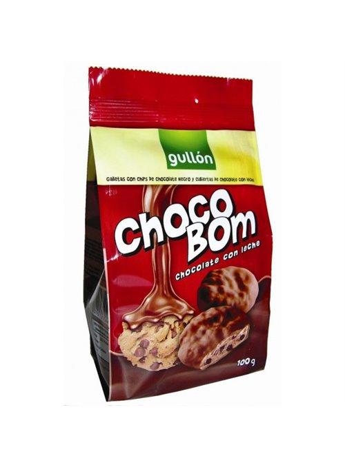 CHOCOBOM CHOCO L. 100GR.GULLON