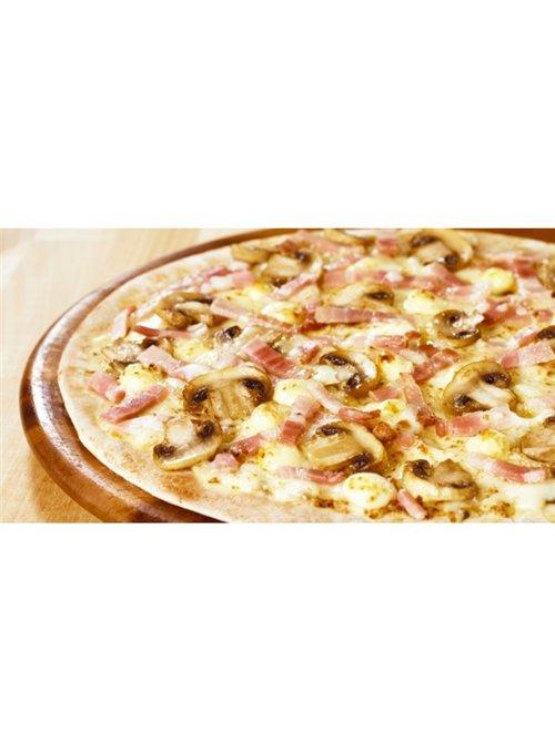 PIZZA CARBONARA 425G.TARRADELLAS