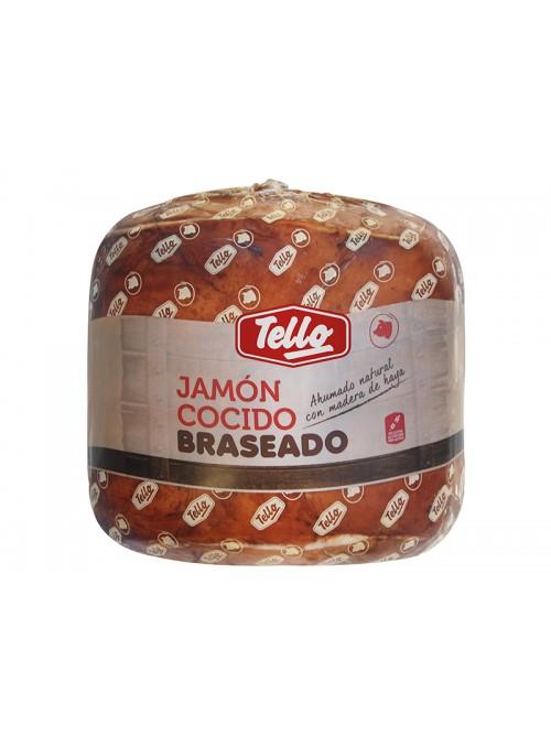 JAMON BRASEADO TELLO 6KG.