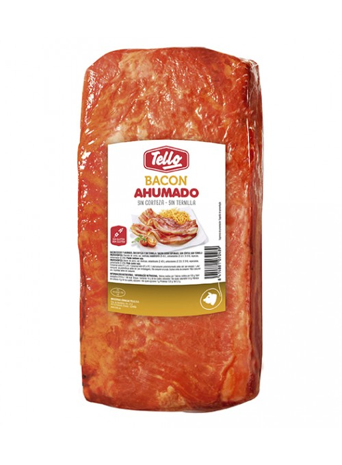 Bacon S/Piel Ahumado TELLO