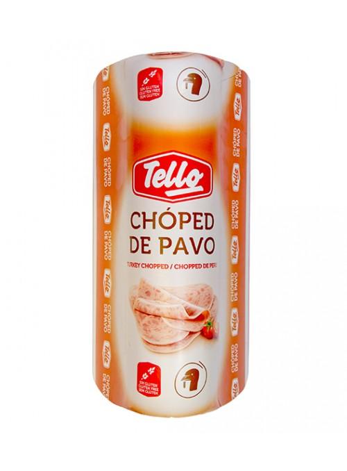 Chopped Pavo TELLO
