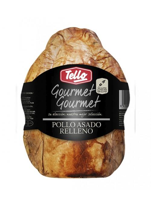 """Pollo Asado Relleno """"Gourmet"""" TELLO"""