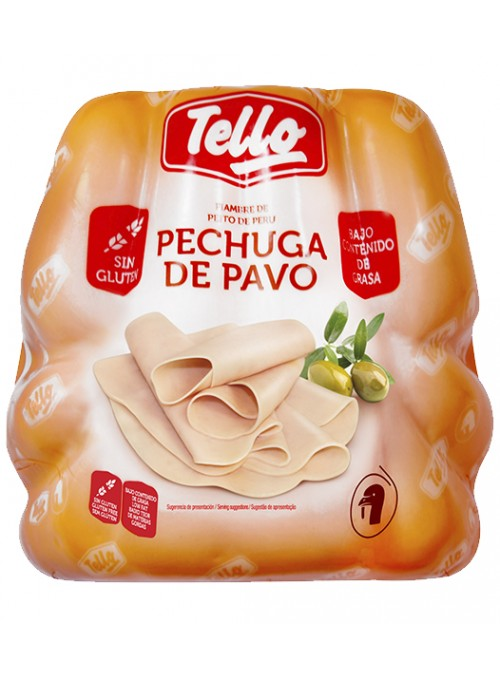 PECHUGA DE PAVO TELLO 4KG.