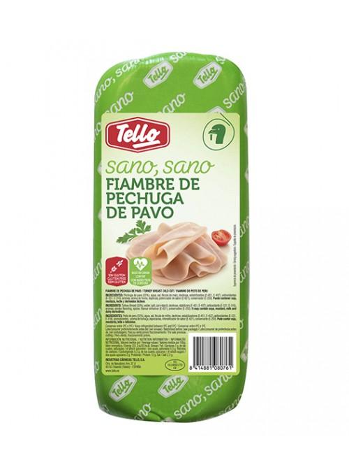 Pechuga Pavo Baja En Grasa (Sandwich) TELLO