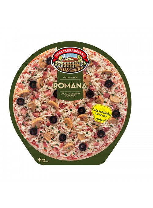 Pizza Romana TARRADELLAS