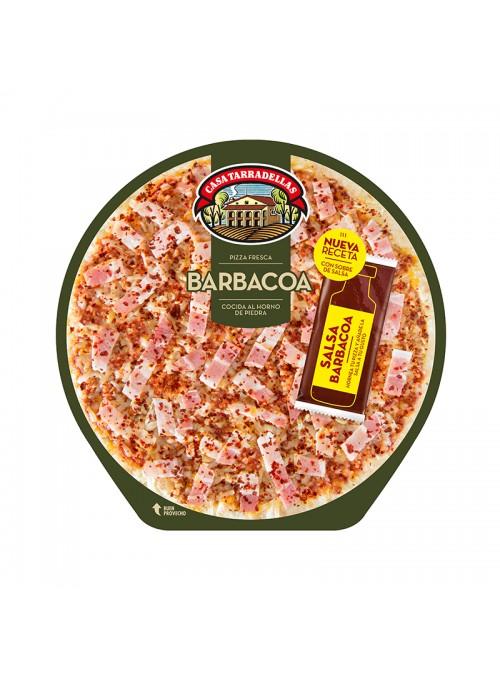 Pizza Fresca Barbacoa C/Salsas TARRADELLAS