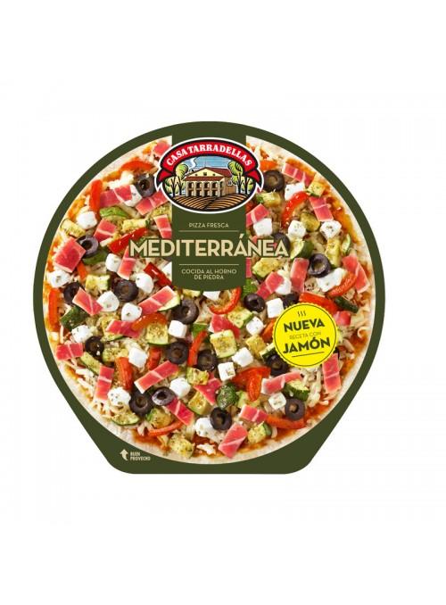 Pizza Mediterranea C/Queso Cabra TARRADELLAS