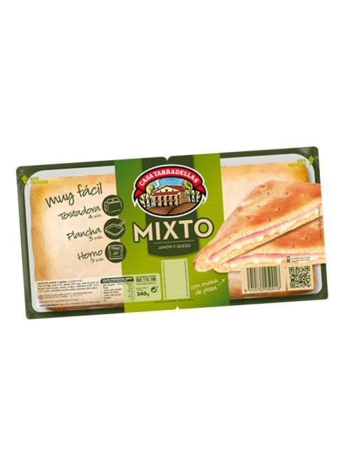 Mixto Jamon y Queso TARRADELLAS