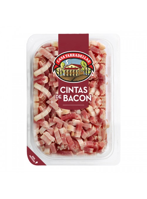 Cintas de Bacon 150Gr TARRADELLAS