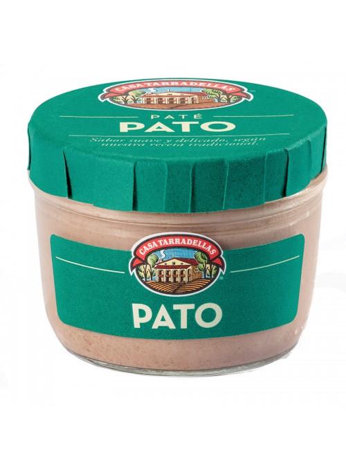 PATE DE PATO 12X125GR.