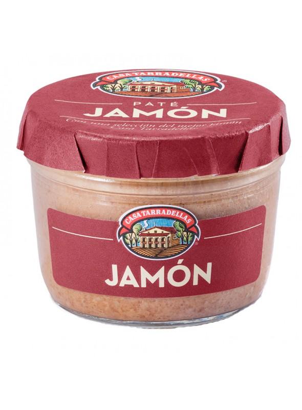 PATE DE JAMON 12X125GR.