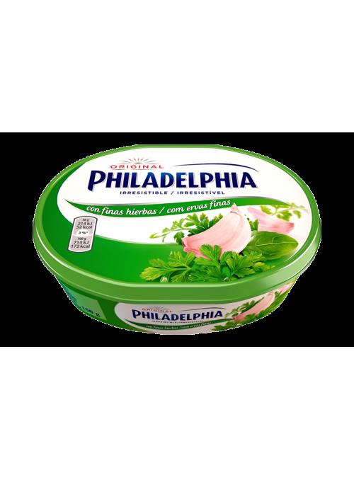 PHILADELPHIA FINAS HIERBAS 150GR.