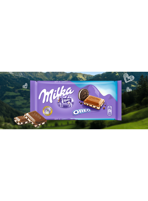 MILKA Oreo 100 Gr