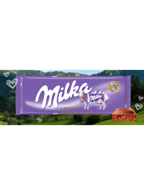 MILKA Leche 270gr